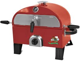 pizza oven and grill by rhino tuffhut