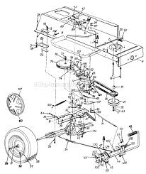 mtd 13ad698g205 wiring diagram diagram wiring diagrams for diy