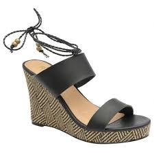 buy ravel ladies u0027 gratz wedge sandals online in black