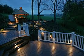 Patio Lights Ideas by Pool Landscape Lighting Ideas Beautiful Outdoor Patio Lighting