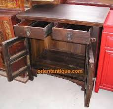 0608 sc041 antique drawer door tea stand nightstand table