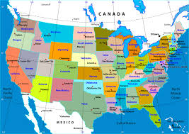 Map Of The United States With States Labeled by Usa Highway Map Usa Road Map Map Us Roads Desy Map Road Map Usa