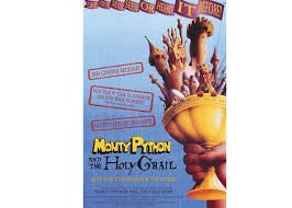 monty python and the holy grail bethel woods center for the arts