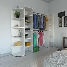 Schlafzimmerschrank Variabel Vicco Kleiderschrank Offen Begehbar Regal Kleiderständer Schrank