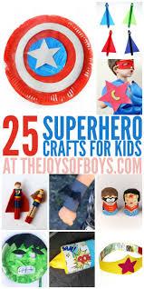 25 superhero crafts for kids hulk superheroes and superhero
