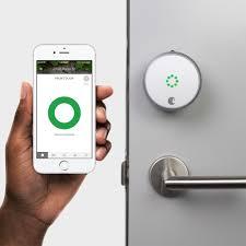 electronic door lock u0026 doorbell camera system news august