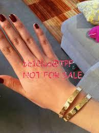 size cartier bracelet images Cartier love bracelet purseforum gif&a