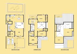 three story house plans house plan designs in sri lanka