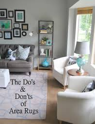 home design do s and don ts studio interior design the friday five area rugs rug chair family