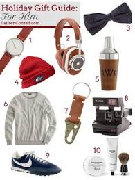 presents for him gift guide for him 30 gifts 30 gift guide