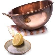 polishing copper martha stewart