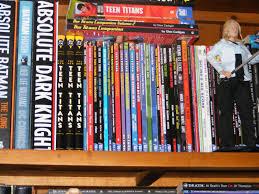 comic book shelves mack macpherson u0027s dc shelves comic book nerds are