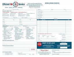 work order form samples sample job termination letter