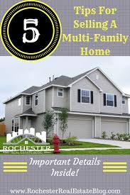 Multifamily Home Important Tips For Selling A Multi Family Home