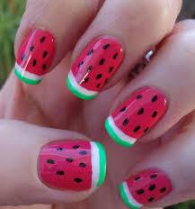 cute fruit nail designs u0026 simple ideas for beginners