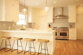 kitchen cabinets and backsplash ivory kitchen cabinets with gray backsplash design ideas