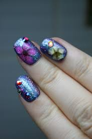 nevertoomuchglitter nail wonderland each nail is a tiny canvas