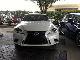 lexus is 250 houston texas my baby has arrived is250 f sport ultra white roja red