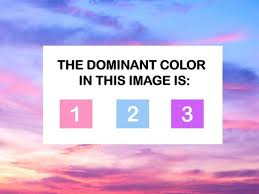 color of intelligence the most beautiful test in the world will determine your dominant