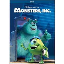 monsters dvd english walmart canada