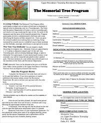 Memorial Program Template 4 Memorial Program Examples Samples