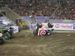 James Stadium Fl Jam Monster Truck Show Tampa Intros Raymond James