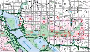 Dc Zoning Map Must See Eat Do Recommendations For Washington Dc Tourist Map