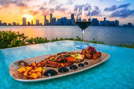 The Ten Best Seafood Restaurants In Miami Miami New Times Home Rusty Pelican Miami
