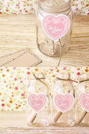 wedding wishes jar diy wedding notes once wed