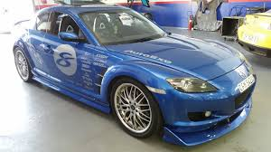 2004 mazda rx8 coupe megacars
