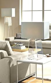 tall table lamps for living room with turquoise blue transitional