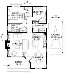 cottage floor plans best 25 1 bedroom house plans ideas on guest cottage