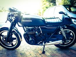 pin by gonzalo c on herencia custom garage 31 honda cb650 1979