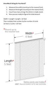 How To Repair Blinds String How To Remove And Replace A Hunter Douglas Duette Standard Shade
