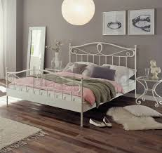 romantic wrought iron bed u2014 derektime design romantic and