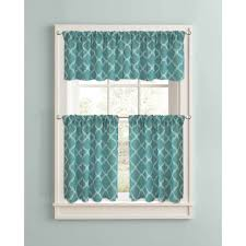 Plaid Kitchen Curtains Valances by Kitchen Curtain Kitchen Curtains Walmart Intended For Red Plaid