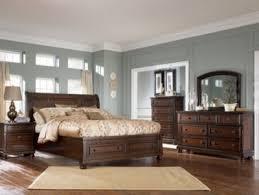 ashley king bedroom sets ashley porter 4 piece king storage bedroom set homemakers furniture