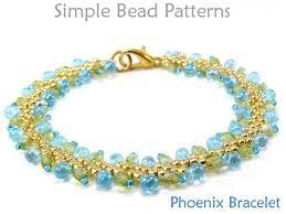 bracelet bead pattern images St petersburg stitch bracelet beading pattern diy tutorial jpg