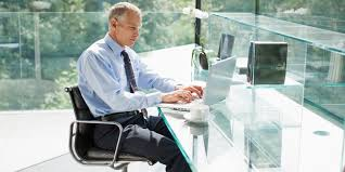 Exercise At Desk Job The Health Risks Of Sitting Too Much Huffpost