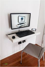 Minimalist Home Decor Ideas Minimal Computer Desk Minimalist Computer Desk Disguised