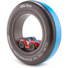 Little Tikes Activity Garden Rock N Spin by Little Tikes Tire Racers Race Car Walmart Com