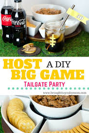 Diy Football Decorations 89 Best Sports Party Images On Pinterest Football Parties