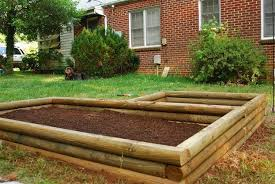 landscape timbers installation why landscape timbers using
