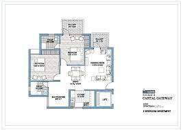 Gateway Floor Plan by Floor Plan Capital Gateway