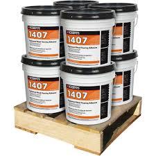 Laminate Flooring Adhesive Roberts 4 Gal Acrylic Urethane Engineered Wood Glue Adhesive 1407