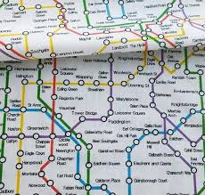 Fake Map Messed Up Fake Tube Map Leaves Commuters Feeling