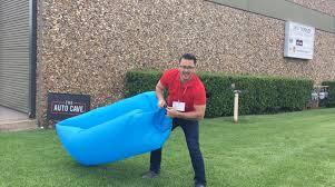 introducing my big bag of air lazy fast inflatable air bag sofa