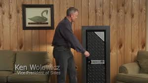 stack on security cabinet stack on tactical security cabinet youtube