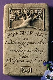 Grandparent Plaques You Are So Blessed To Have The Most Wonderful Grandparents Living