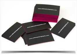 Event Business Cards Nikon Red Inspired Business Cards Modern Dallas Wedding And